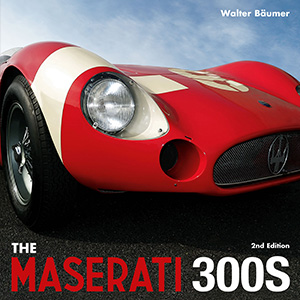 Maserati 300S Second Edition