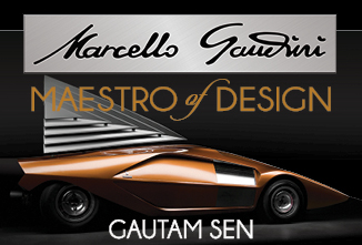 Marcello Gandini Maestro of Design